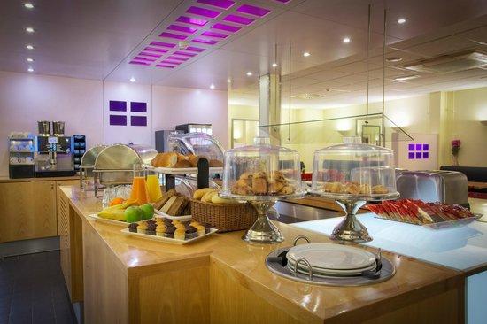 The Lancaster Hotel Amsterdam: Breakfast - Hampshire Hotel - Lancaster Amsterdam
