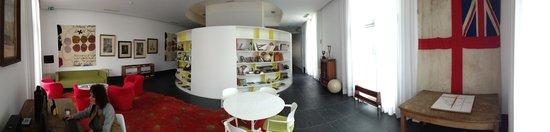 Hotel da Estrela: Library EG