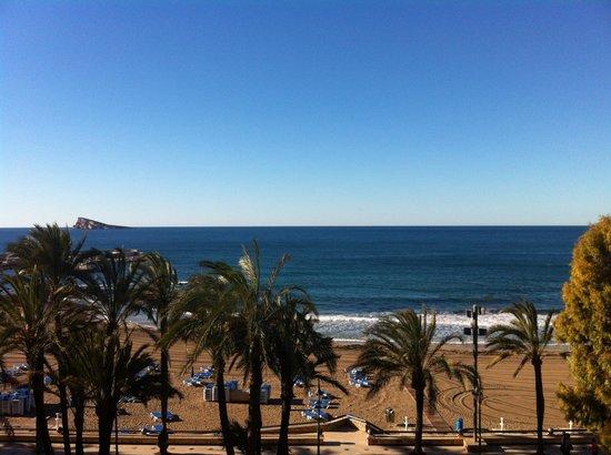 Hotel Montemar: Vistas desde nuestra habitacion
