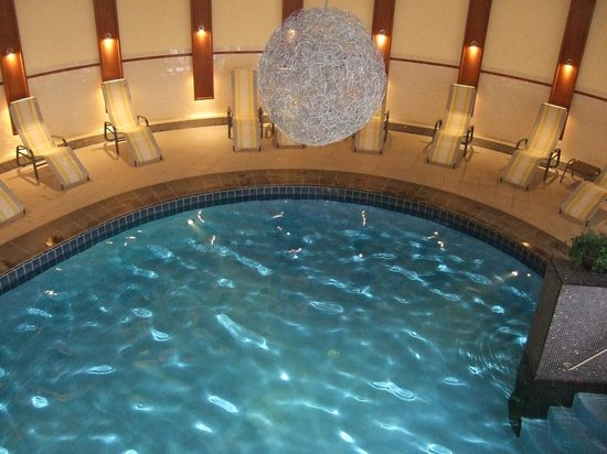 Parkhotel Valkenburg : piscine