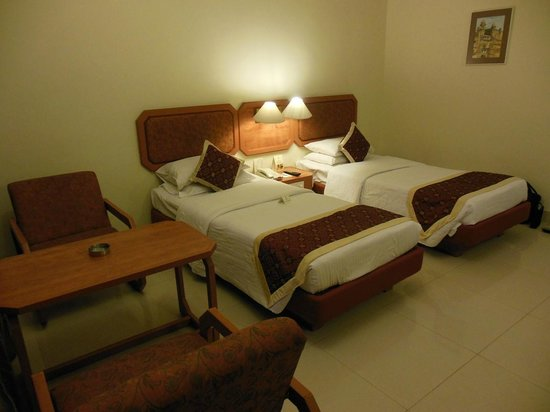Dolphin Hotel : Room Interior
