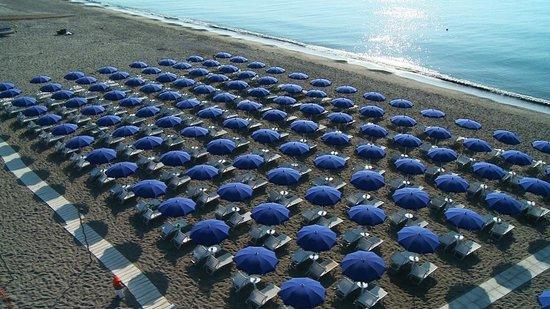 Villaggio Turistico Akiris: Spiaggia