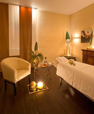 Marina Hotel: Massageraum