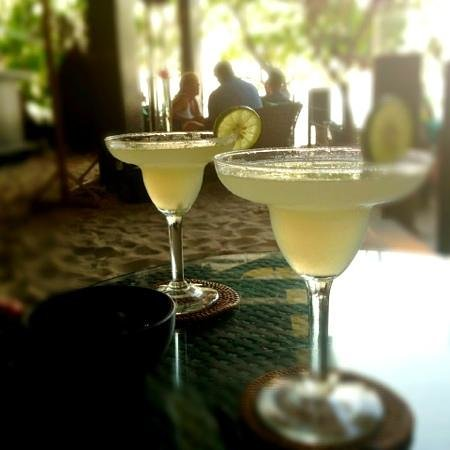 The Andaman, A Luxury Collection Resort: happy hour!!