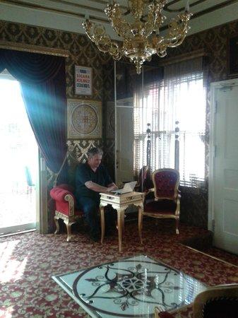 Sultan Tughra Hotel: Lobby