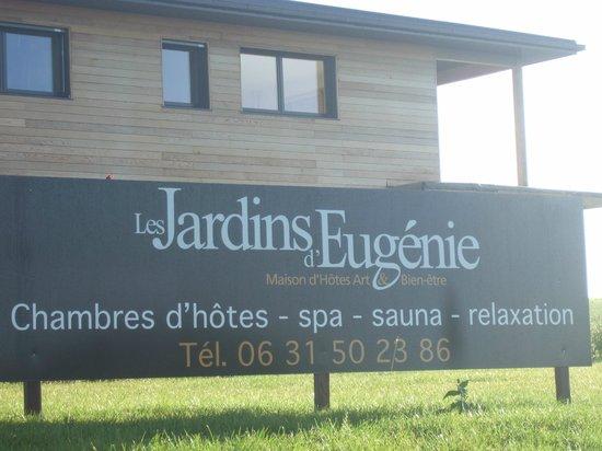 Les Jardins d'Eugénie Maison d'hôtes & spa : pub ...