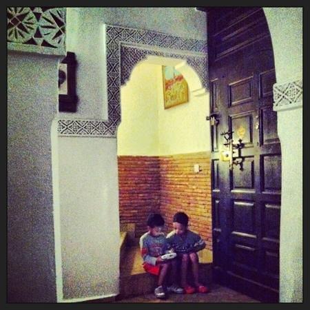 Riad Dar Alfarah: reception