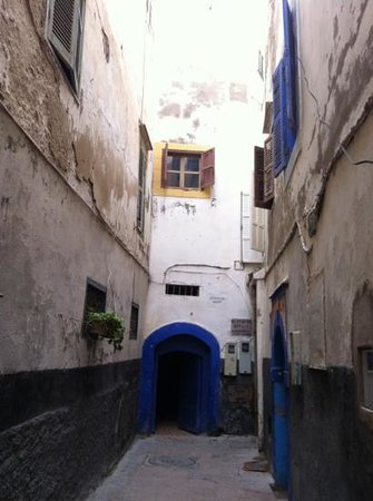 Essaouira Youth Hostel & Social Travel: Hostel Essaouira