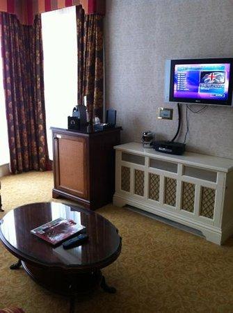 Radisson Blu St. Helen's Hotel, Dublin: BC-Zimmer