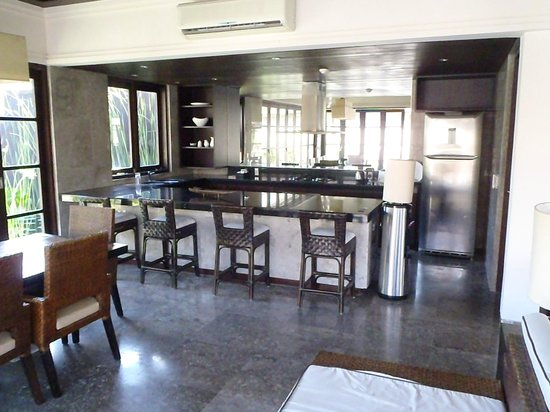 Peppers Seminyak: Villa 42 - Kitchen Area