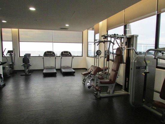 Executive Hotel Samba : Gym
