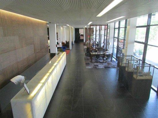 Executive Hotel Samba : Reception