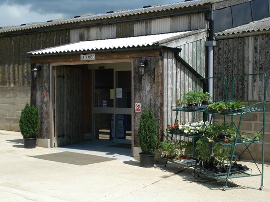 Chedworth Farm Shop