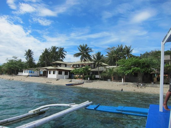 Peters Dive Resort : Resort