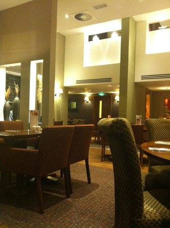 Premier Inn London City (Old Street) Hotel: thyme restaurant