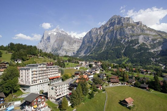 Belvedere Swiss Quality Hotel: Hotel Belvedere Perfect Location