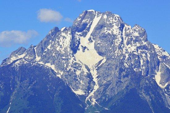 Teton National Forest: Still Snow in June