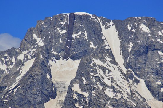 Teton National Forest: Basalt Plug