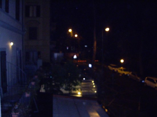 Hotel Chiusarelli: View