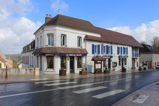 Restaurant Le Cheval Blanc: Le Cheval Blanc
