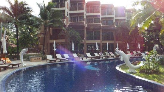BEST WESTERN Premier Bangtao Beach Resort & Spa: piscine