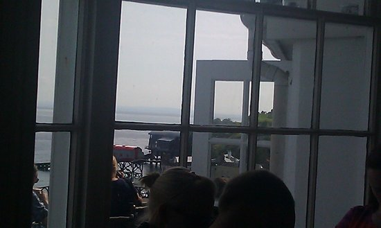 Caffe Vista : Great view from the best seats