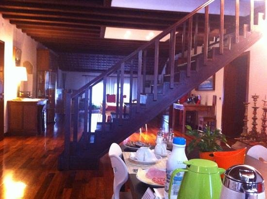 Palazzo Raspanti: sala colazione