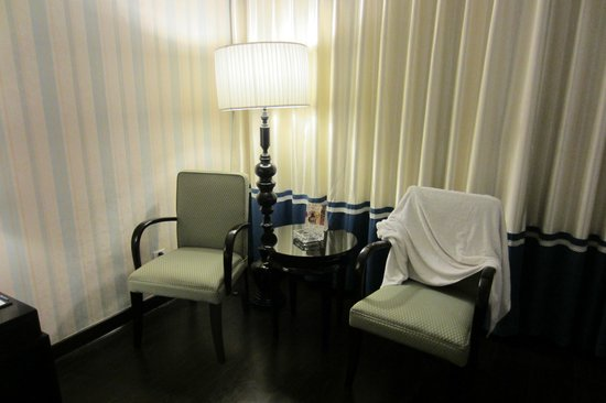 Chun Hui Yuan Resort: seating area
