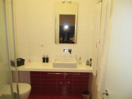 San Petronio Vecchio: bathroom
