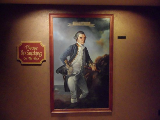 The Hotel Captain Cook: Captain Cook