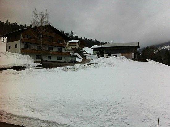 Hotel Alpenkrone: Aussicht aus Zi 311
