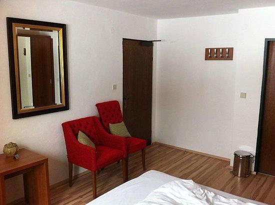 Hotel Alpenkrone: Zimmer 311