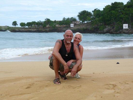 Grand Bahia Principe El Portillo: voor het hotel