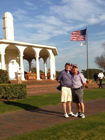 The Carolina Hotel - Pinehurst Resort: Main clubhouse