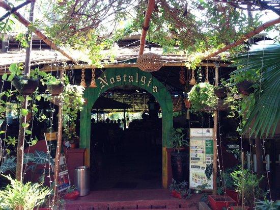 Entrance to Nostalgia