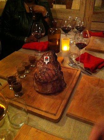 Vienne, France: Wunderfeines Rindsfleisch