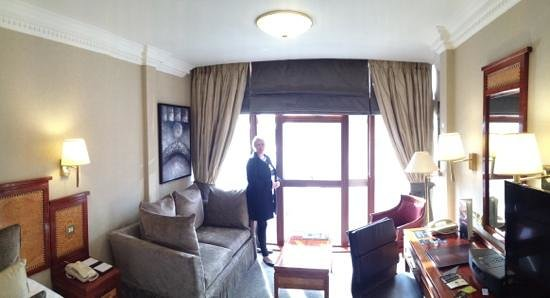 Grange City Hotel: Executive room