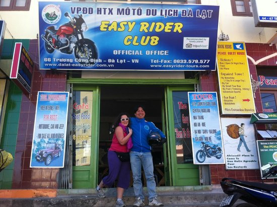 Dalat Easy Rider Club : My name is Rocky and I will be your bodyguard. Ma vie a changé avec cette merveilleuse expérienc
