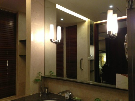 The Westin Beijing Financial Street: bathroom