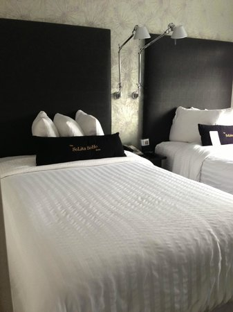 Solita Soho Hotel: comfy bed