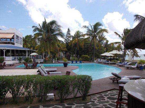 la piscine fantastique picture of mont choisy coral azur beach resort trou aux biches. Black Bedroom Furniture Sets. Home Design Ideas