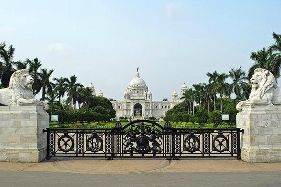 Kolkata Magic: Victoria memorial