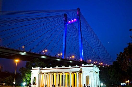 Kolkata Magic: New Kolkata bridge