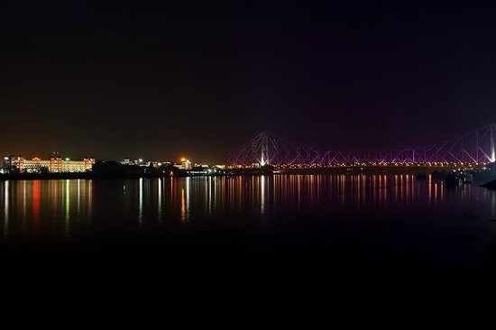 Kolkata Magic: Howrah Bridge