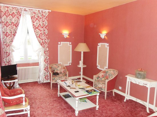 Hostellerie Saint-Jacques: La Chambre