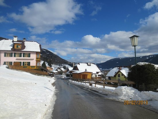 St Martin Chalets: Local Area