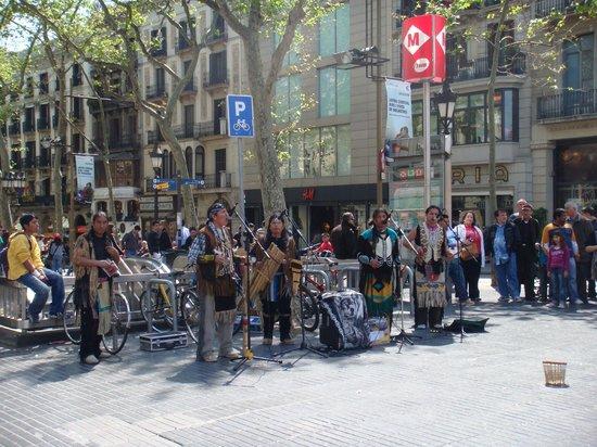 写真カタロニア バルセロナ プラザ 枚