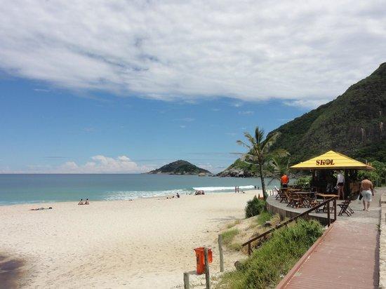 Prainha Beach : Prainha