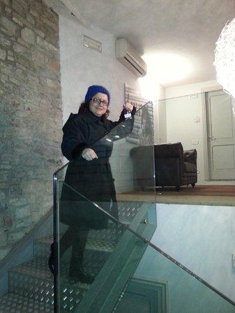 Hotel Sorella Luna: view