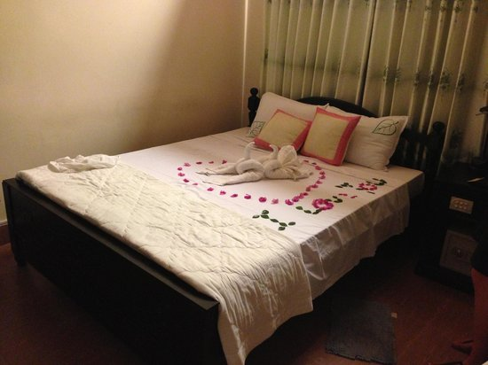 Betel Garden Villas: Our honeymoon room